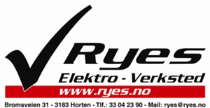 ryes elektroverksted