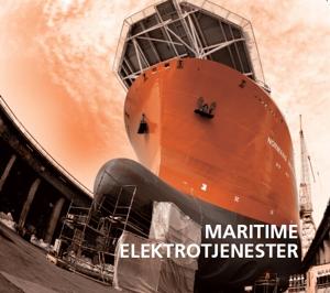 maritime elektrotjenester vestfold