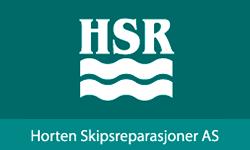 horten skipsreparasjoner logo
